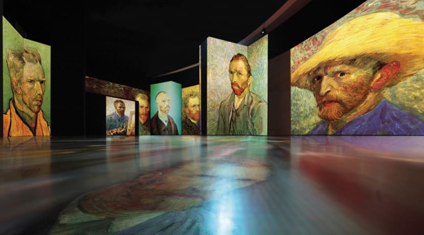 Hippodrome hosts UK premiere of Van Gogh Alive