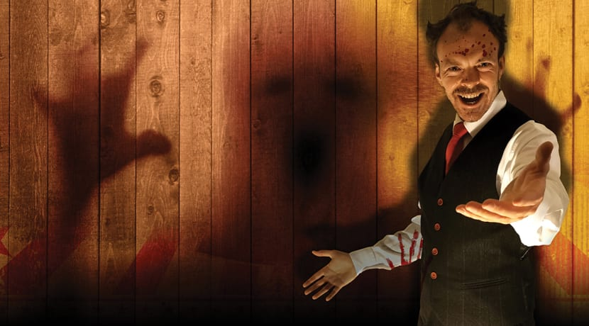 Roll up! Roll up! Dr Blood's travelling show is coming to town