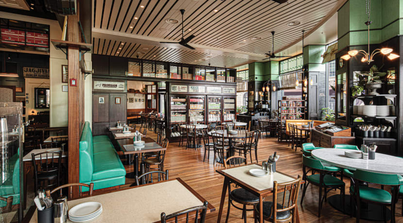 Authentic Indian dishes and a buzzing atmosphere at Dishoom