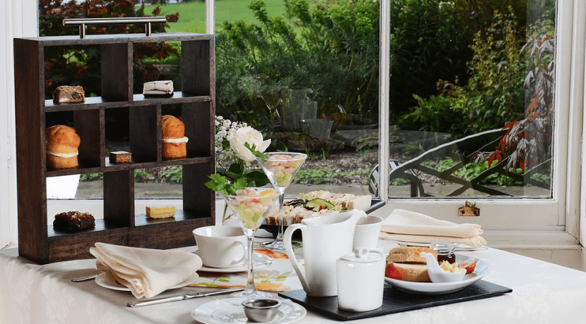 Festive-themed afternoon tea to make a return at Himley Hall