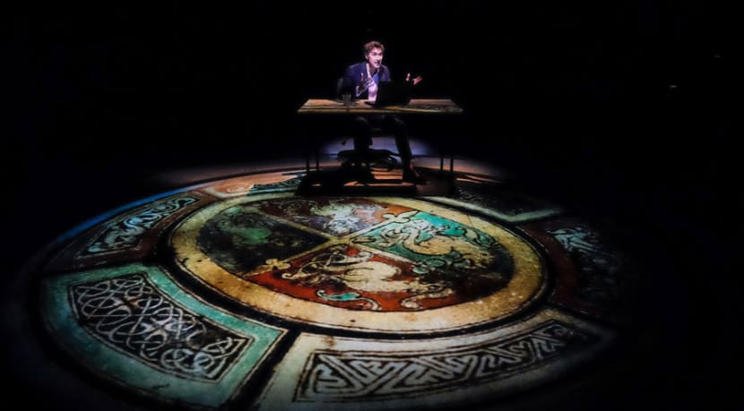 Staffordshire's 1400 year old mystery to intrigue audiences at New Vic