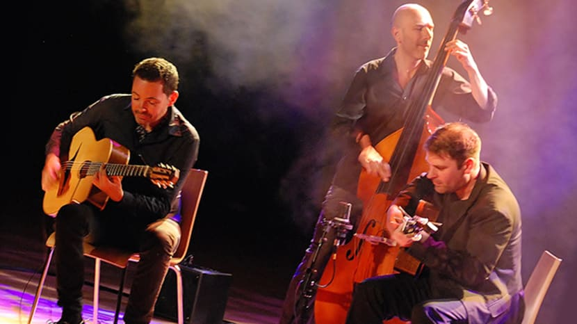 The Robin Nolan Trio