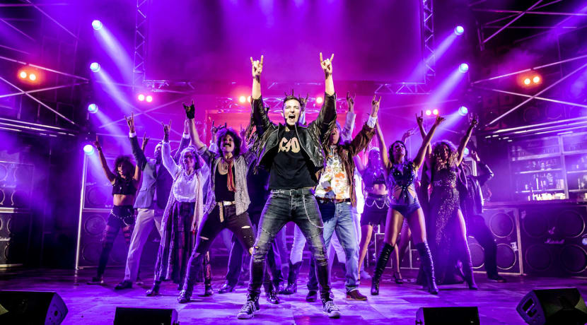 Rock of Ages returns to The Regent Theatre
