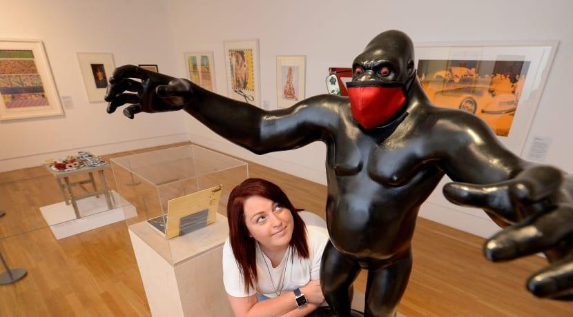 New Pop Art exhibition celebrates reopening of Wolverhampton Art Gallery