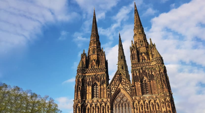 Lichfield joins in new national Cathedral Cycles Route