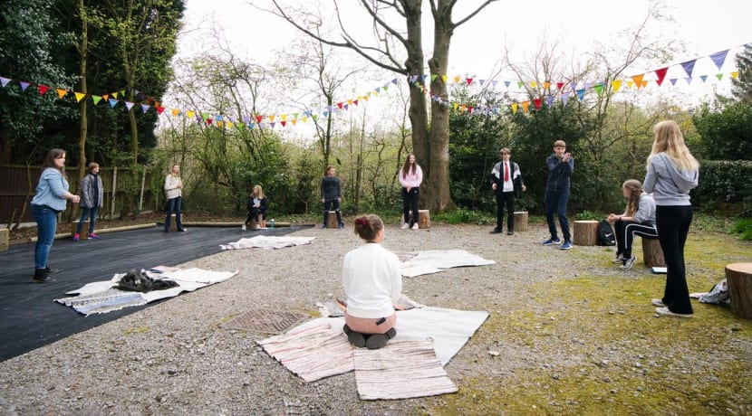 Young performers invited to join New Vic's Summer Woodland Camp