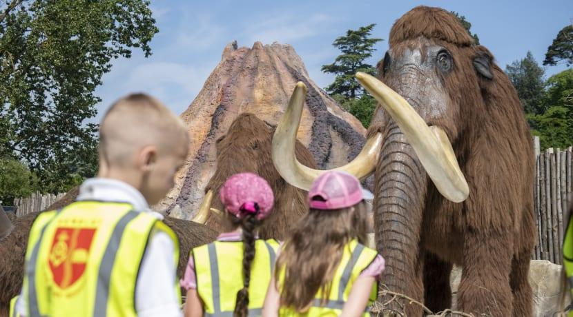 West Midland Safari Park celebrate win at School Travel Awards