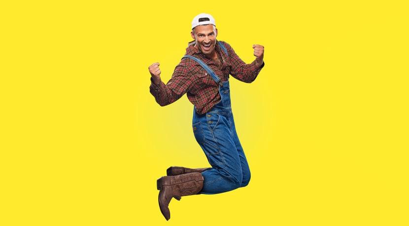 Jake Quickenden to star in Footloose The Musical in Birmingham