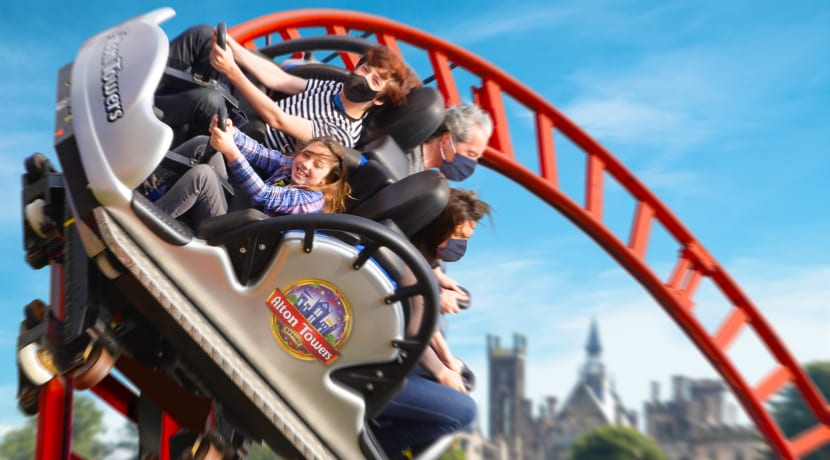 Alton Towers gears up for a summer of fun