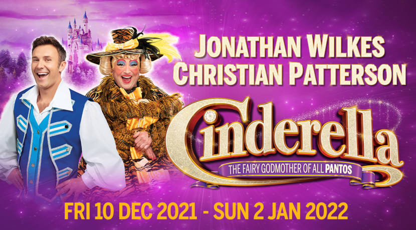 Panto is back in Stoke-on-Trent