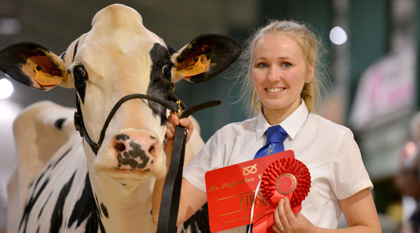 A family ticket to Staffordshire County Show