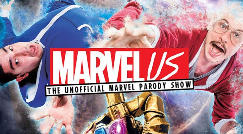 MARVELus: All the Marvel Movies (Kind Of)