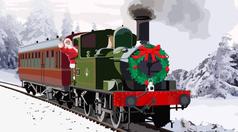 Santa Trains