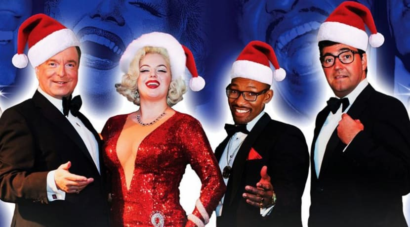 Christmas with the Rat Pack and Marilyn Monroe