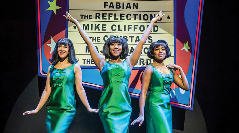 Motown The Musical arrives in the Midlands