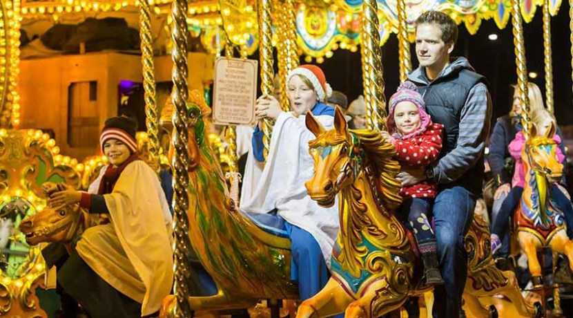 The Worcester Victorian Christmas Fayre