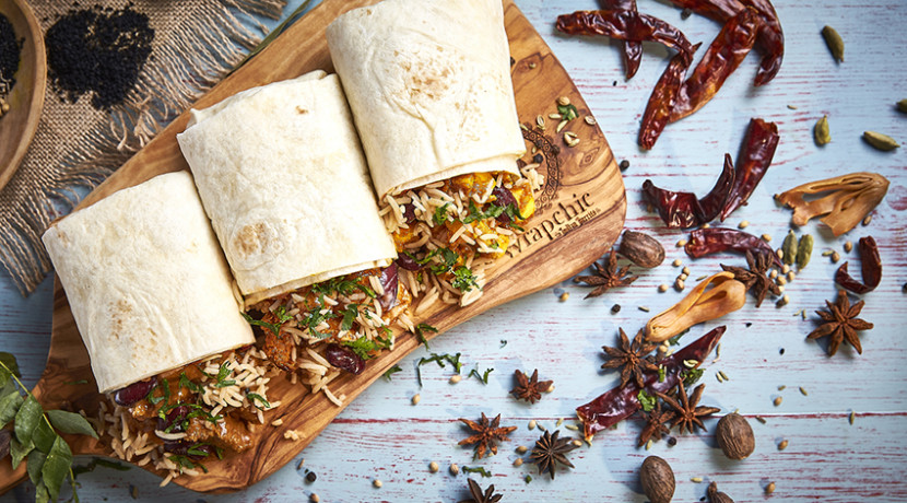 Wrapchic brings modern Indian street food to Wolverhampton