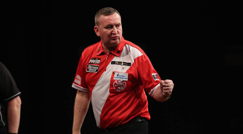Durrant heads BDO stars at BWIN Grand Slam Of Darts