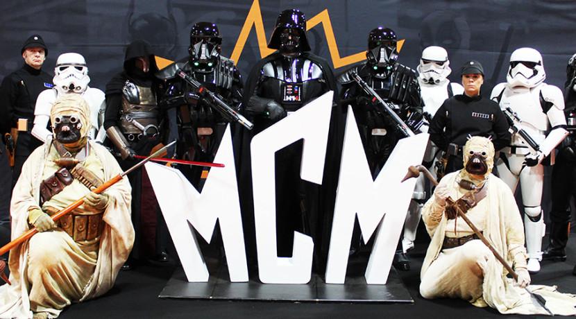 Tickets to MCM Birmingham Comic Con