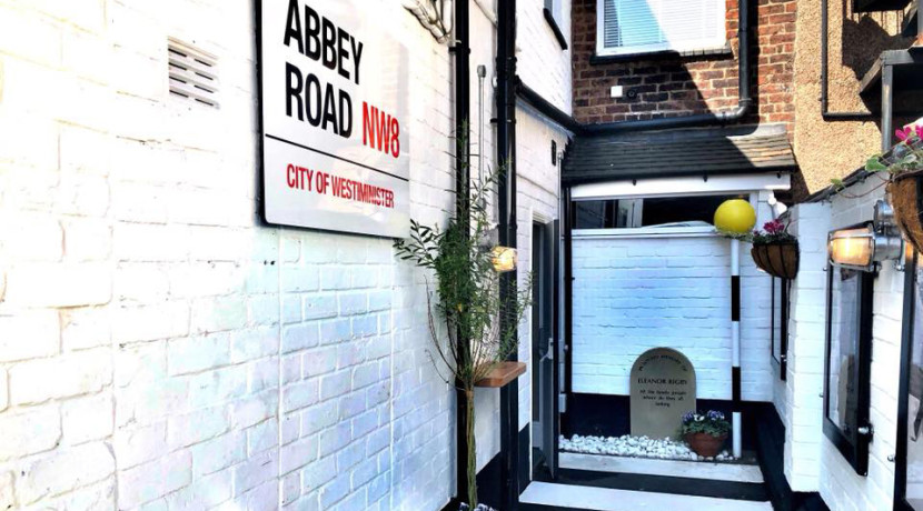 A Beatles-themed bar is opening in Staffordshire