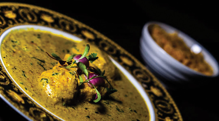 New Indian restaurant Blanc NRI opens in Staffordshire