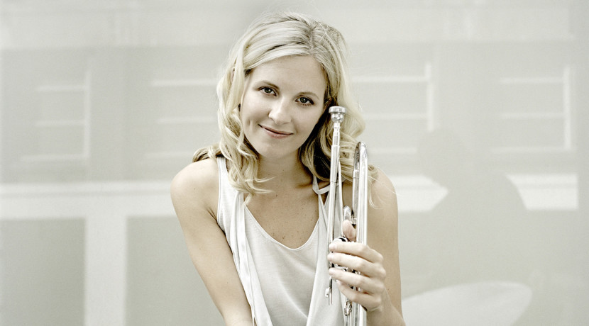 Alison Balsom plays Musgrave