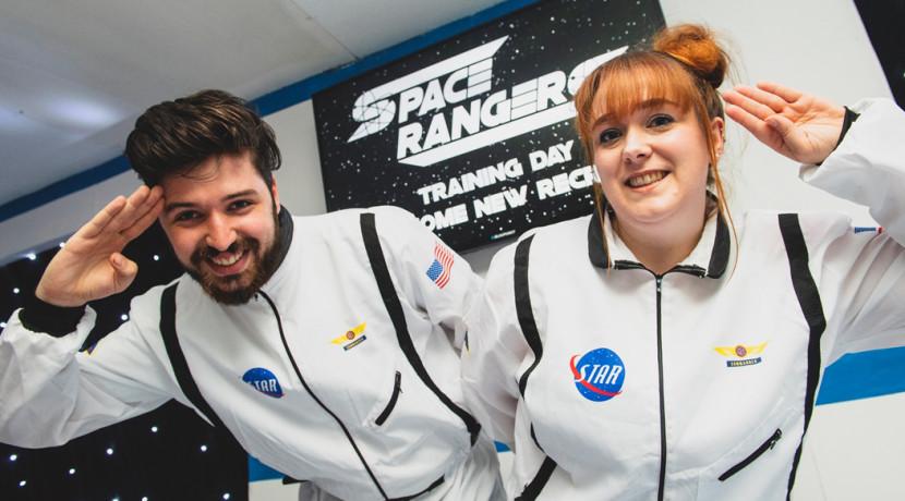 Space Rangers: Alien Rescue