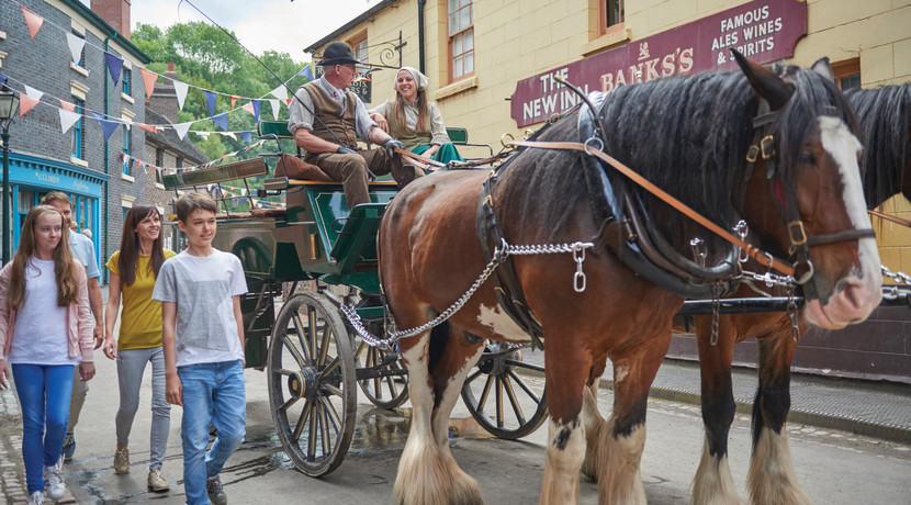 Summer Activities at Blists Hill