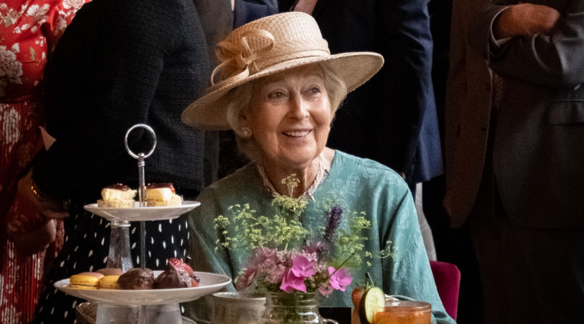 HRH Princess Alexandra opens The Furnace Kitchen at Coalbrookdale