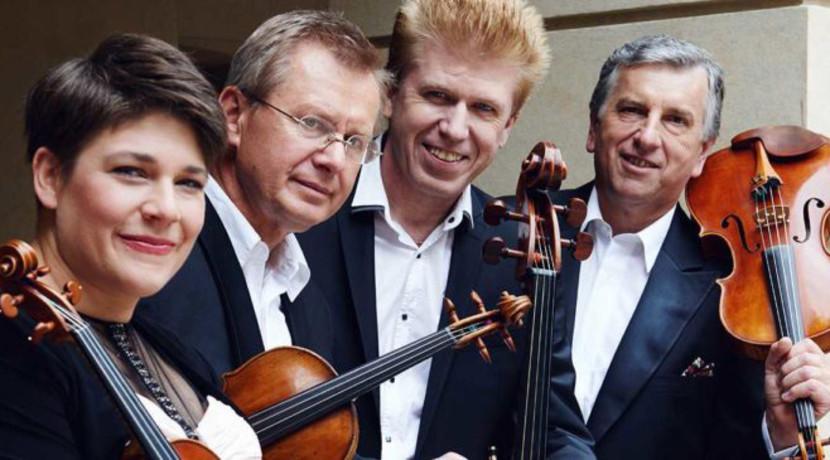 Pražák String Quartet