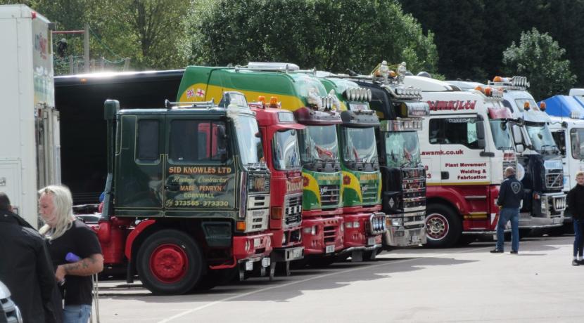 Retro Truck Show