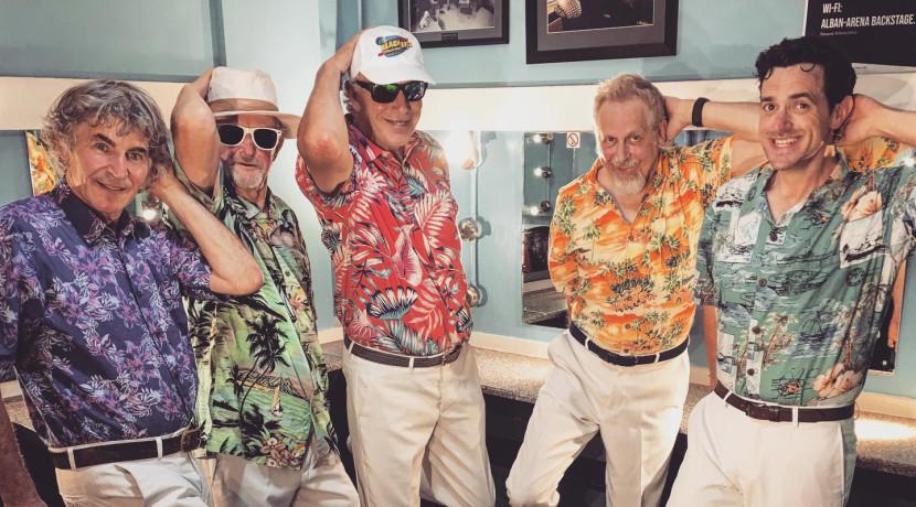 The Beach Boyz Tribute Show