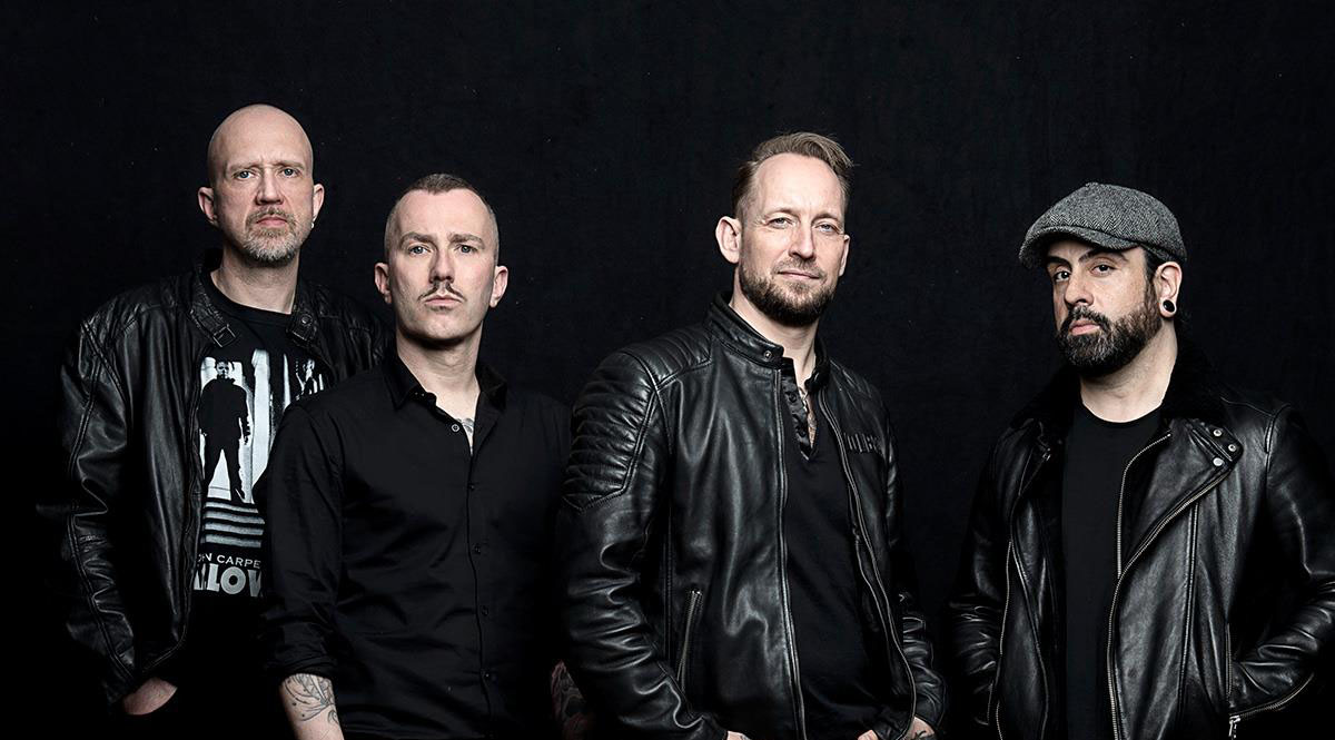 Volbeat: Rewind, Replay, Rebound World Tour