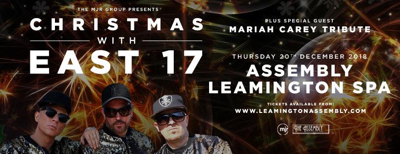 Christmas with East 17