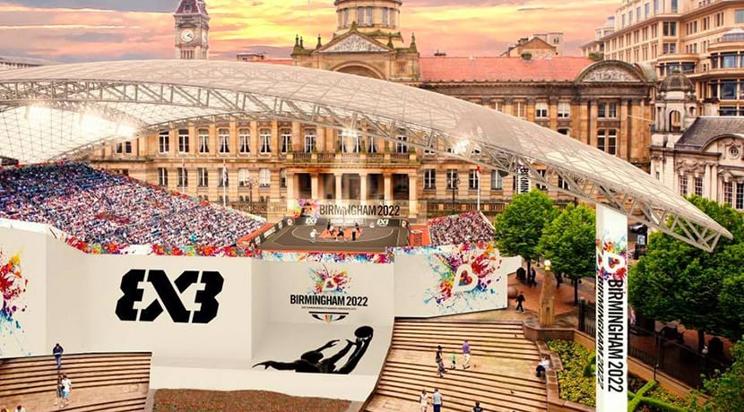 Event to be held in Warwick to countdown to Commonwealth Games 2022