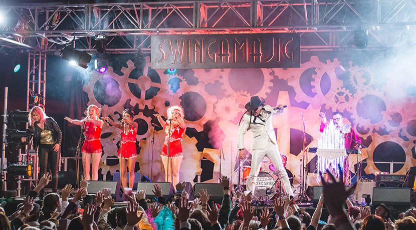 Swingamajig returns to Birmingham at a brand new venue