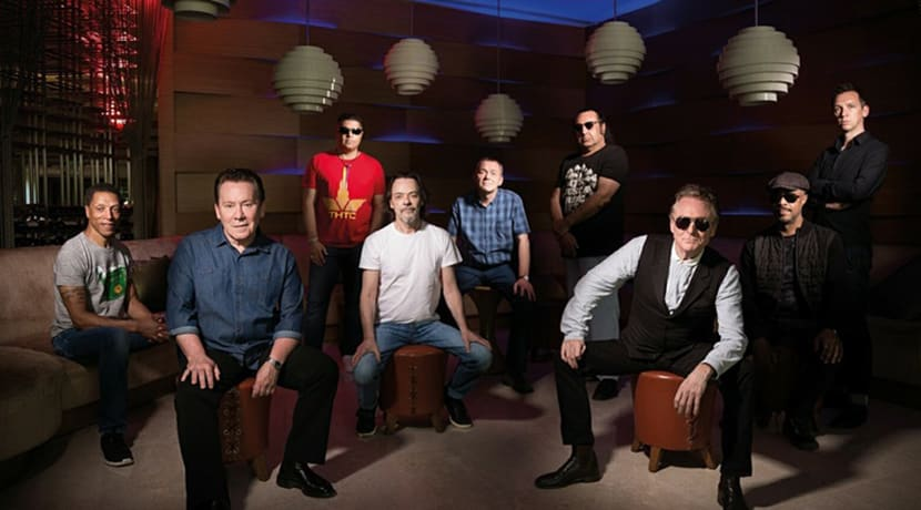 UB40 to celebrate 40th anniversary at Victoria Hall