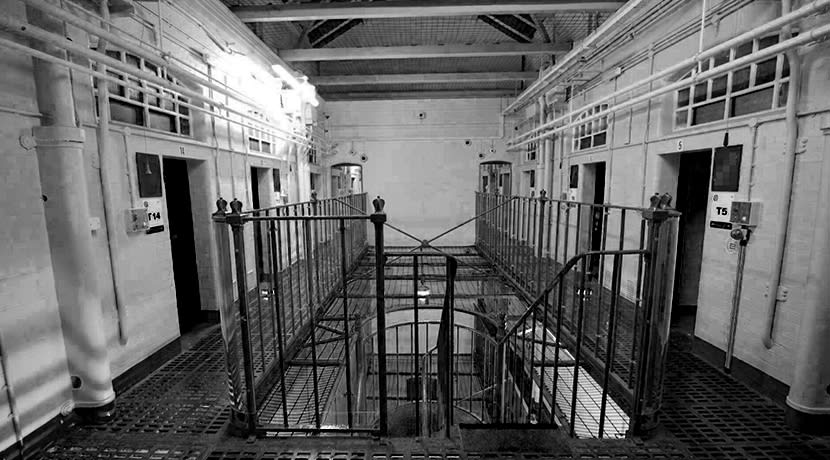 Behind Bars: Ghosts of the Lock-up returns to Steelhouse Lane due to popular demand