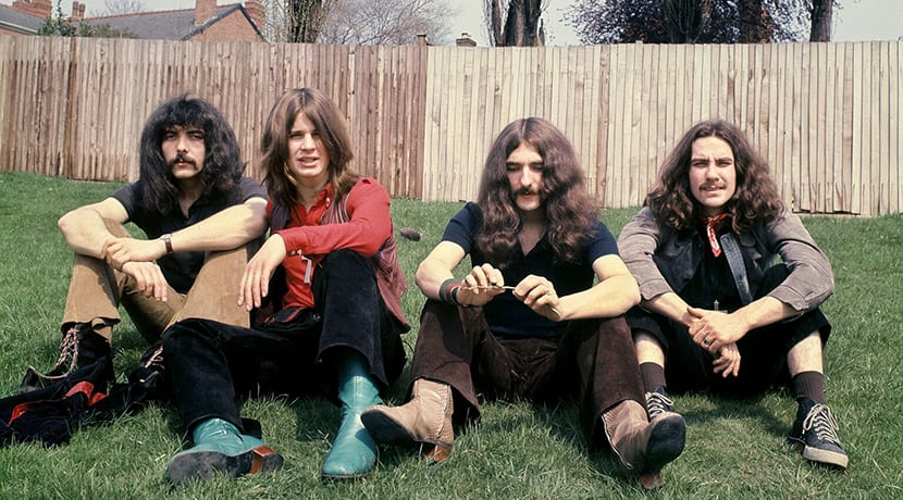Tickets for Home of Metal: Black Sabbath – 50 Years exhibition go on sale today