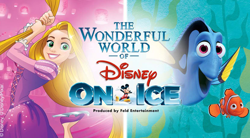 Win a family ticket to see Disney On Ice