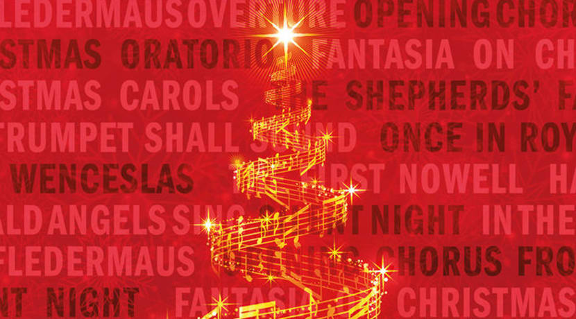 Twelve cracking shows are coming to Symphony Hall this Christmas and New Year