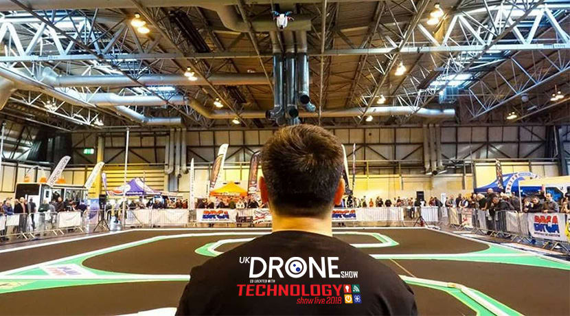 UK Drone & Technology Show Live
