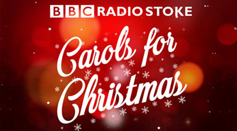 Celebrate Christmas with BBC Radio Stoke at its annual carol service