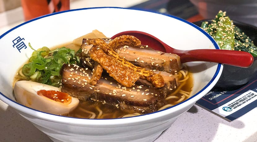 Tonkotsu unveils its new menu at Selfridges Birmingham