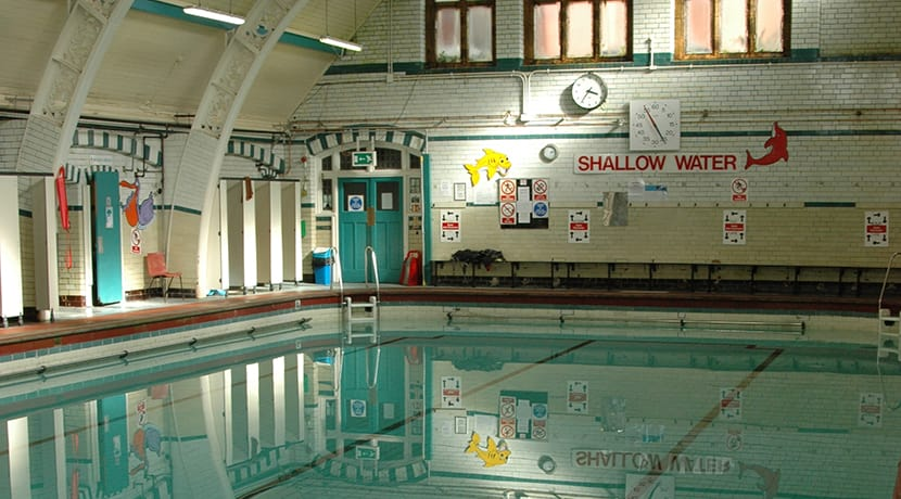 Moseley Road Baths celebrates expanded timetable and opening hours