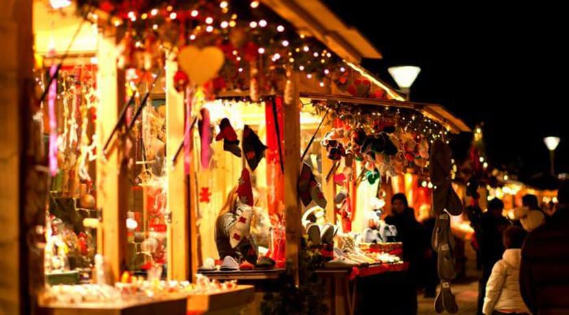 Telford European Christmas Market returns for another year!