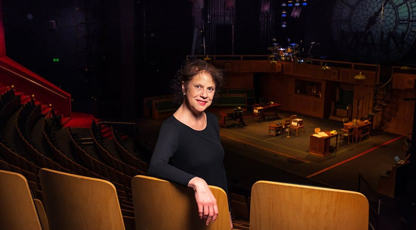 Roxana Silbert announces her departure from Birmingham Repertory Theatre