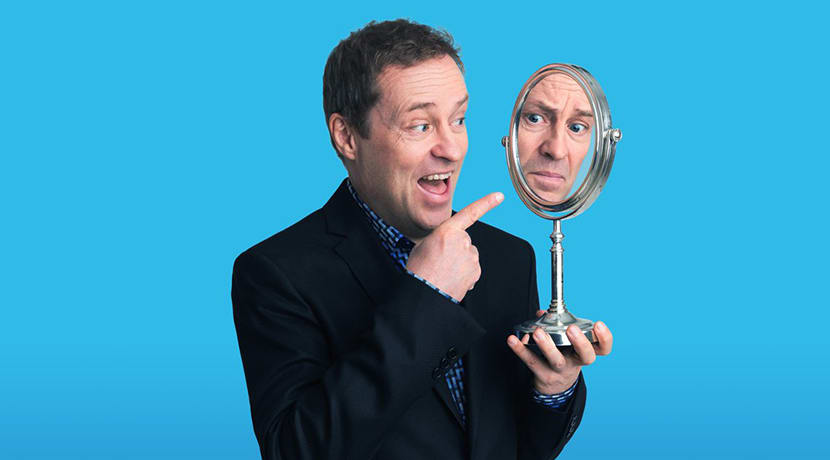 Ardal O'Hanlon - The Showing Off Must Go On
