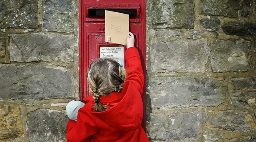 Here's how to get your child a Royal Mail letter from Santa this year