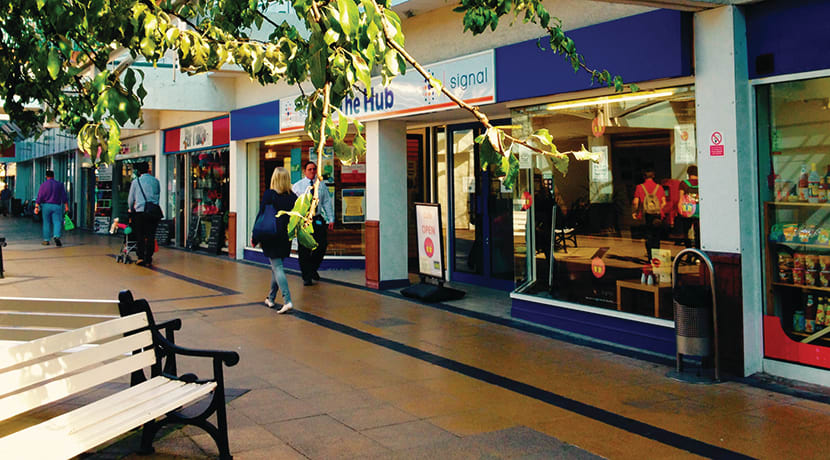 Shrewsbury's Riverside shopping centre set for demolition